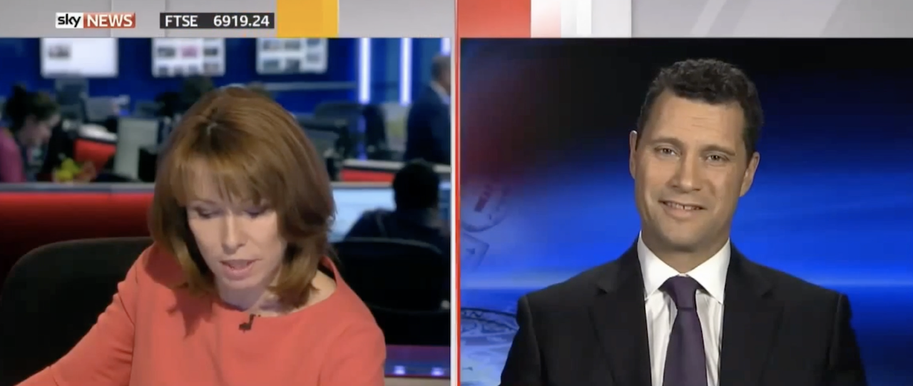 Sky News Debating Immigration Policy