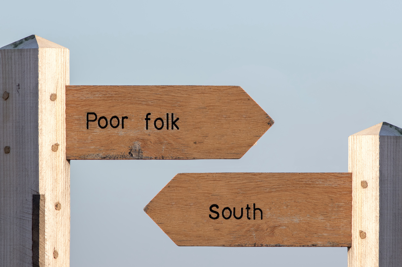 There Has Always Been A North South Divide